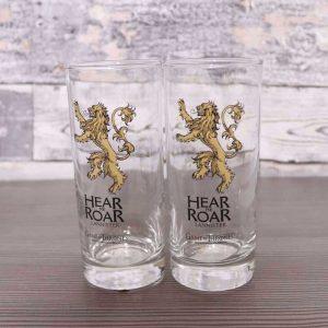 gra o tron szklanki lannister