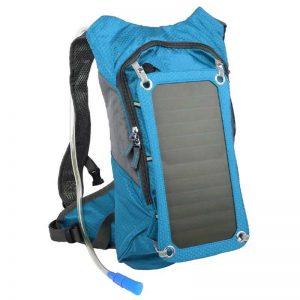 plecak solarny 7w z bidonem sunen
