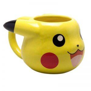 kubek pokemon pikachu 3d