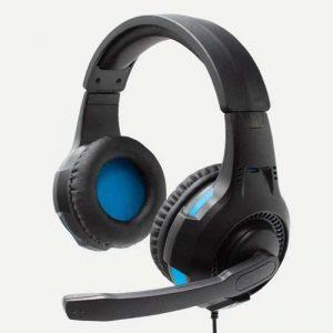 słuchawki gamingowe dla gracza comet red5