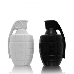 solniczka i pieprzniczka granaty