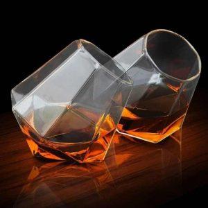 szklanki diamenty