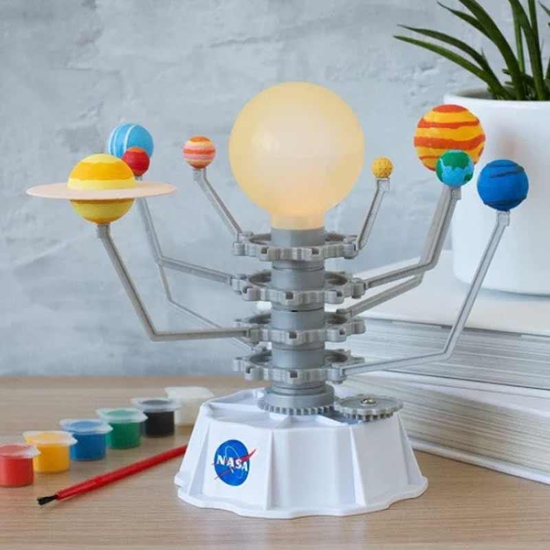 układ słoneczny NASA