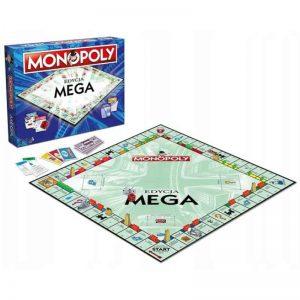 gra planszowa Mega Monopoly