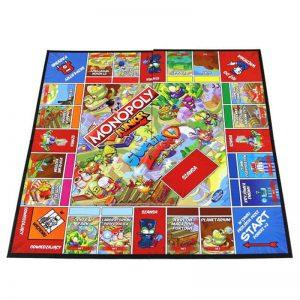 gra monopoly junior superzings