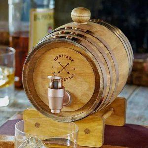 karafka beczka do whisky