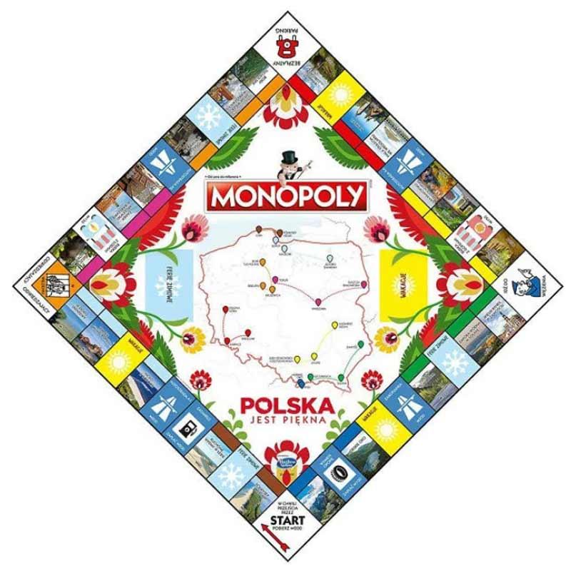 monopoly polska jest piękna